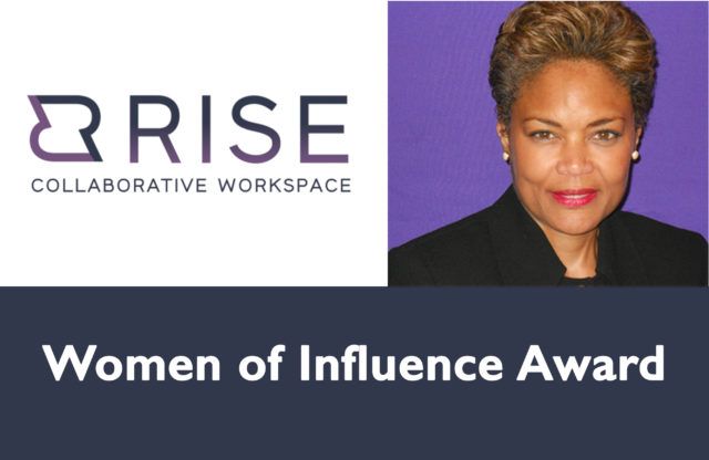 Mary Elizabeth Grimes, RISE Women of Influence Award