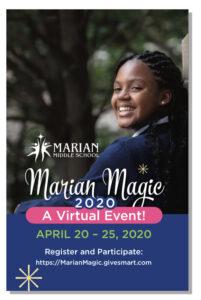 Program - Marian Magic 2020