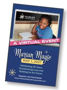 Marian Magic 2021 Program